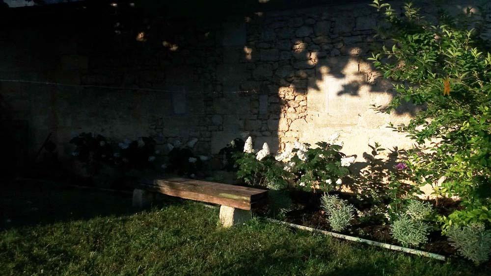 Le jardin d'ornement