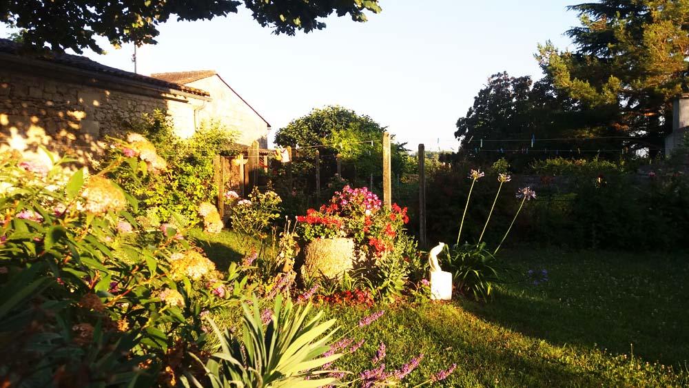 Le jardin for Le jardin 75015